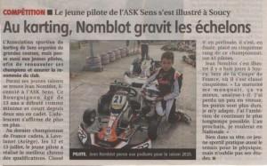 article YR Jean Nomblot 04.11.14